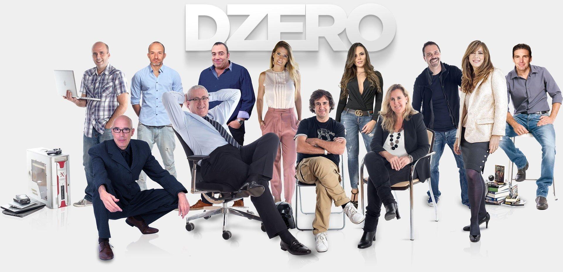 El equipo de DZero Solutions